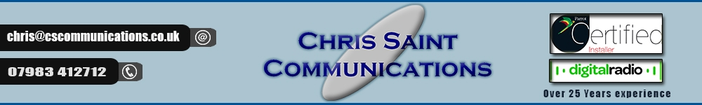 CHRIS SAINT COMMUNICATIONS - PETERBOROUGH - Cambridgeshire